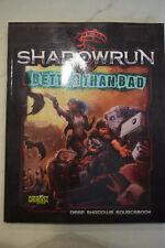 Better Than Bad Shadowrun Deep Shadows Sourcebook Catalyst Game Labs 2018.