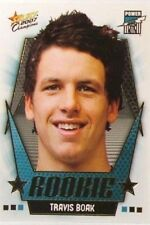 2007 SELECT CHAMPIONS TRAVIS BOAK PORT ADELAIDE ROOKIE DRAFT #DR5 FOOTBALL CARD