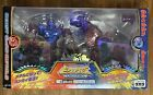 Beast Wars Transformers Takara Transmetal Optimus Primal and Megatron VS-40