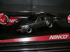 Ninco 50338 Porsche 911 Turbo NC5 Proshock anthrazit anthracite 77 - NEU / OVP -