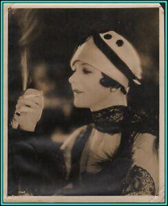 IMPERIO ARGENTINA - Spanish Actress - Original Vintage PORTRAIT - 1920's