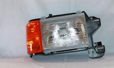 Headlight Assy  TYC  20-1570-00