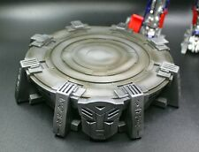 18* 4.5CM Autobots Resin Base For DMK MP Transformers Optimus Prime Megatron