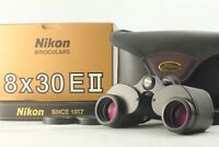 [ Near Mint in Box ] Nikon Binoculars Telescope 8x30 E II E2 From Japan #303