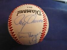 Baseball's Old Timer's Signed Baseball by Jim Perry, Roy Sievers, Plus 10 w/COA
