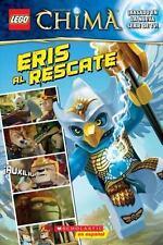 LEGO las leyendas de Chima: Eris al rescate (Spanish Edition)