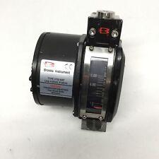 Brooks Instruments MT-3750 Ar-Mite Low Flow Armored Flowmeter Transmitter 4-20mA