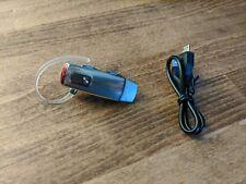 Motorola Hz720 Silver Ear-Hook Bluetooth Headset - Free Shipping!