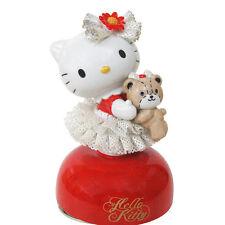 Pottery Hello Kitty Lace Doll Music Box (40th anniversary anniversary) New