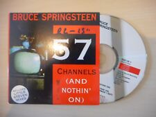 *PHOTOS* BRUCE SPRINGSTEEN : 57 CHANNELS [ CD SINGLE PROMO ]