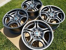 BMW style 68 Wheels e36 e46 z3 z4 m3 325i 330i 335i 330ci 325is 328i 325ci bbs
