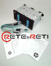 € 152+IVA HP 662883-B21 DL380/385 Gen8 8 Small Form Factor Hard Drive Cage Kit
