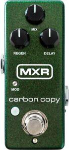 MXR M299 Carbon Copy Mini Delay Pedal