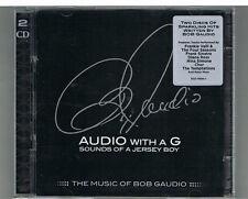 AUDIO with a G - The Music Of Bob Gaudio 2 CD Set 014 Jersey Boys  D Ross Valli