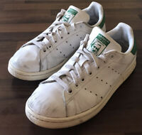 Adidas Stan Smith M20324 Trainers Size: 7 (UK) 40.5 (EU) 7.5 (US) White / Green