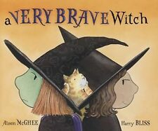 NEW - A Very Brave Witch, Alison McGhee & Harry Bliss