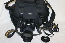 Nikon D7000 16.2MP Digital SLR Camera - Black (AF-S 18-105mm 1:3.5-5.6 G Lens)