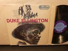 Duke Ellington: At The Cotton Club (VG++ RCA Camden LP) Big Band Swing