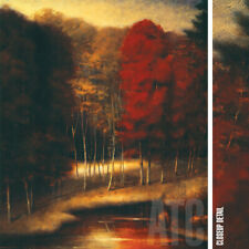 """30W""""x36H"""" VERMILION MEADOW by ROBERT STRIFFOLINO -TREES FOREST CHOICES of CANVAS"""