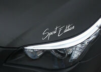 Sport Edition Aufkleber Limited Edition Sports mind Sticker Tuning JDM OEM