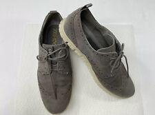 Cole Haan Zerogrand Waterproof Oxford Wingtip Womens Shoes Size 8.5