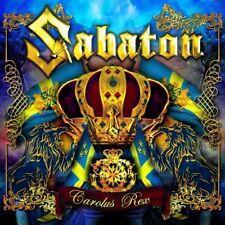 SABATON CAROLUS REX CD
