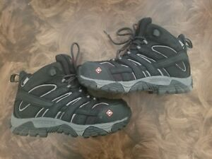 Merrell Work Moab Vertex Mid Waterproof CT