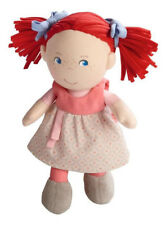 Haba Puppe Mirli 5737 Kuschelpuppe Stoffpuppe Neu & Ovp