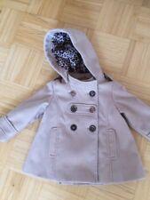 Toller Next Mantel 86 Cm Beige Mädchen Baby