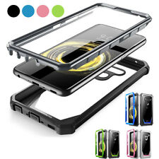 LG V50 ThinQ CasePoetic[Hybrid]ClearTPUBumperShockproofCover