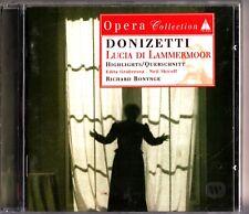 DONIZETTI - Lucia Di Lammermoor CD RICHARD BONYNGE/LSO/Shicoff/Gruberova