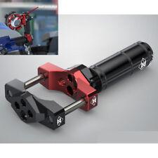 42mm Universal CNC Roller ATV Motorrad Lenker Gabel Zusatzshalterung Hebel Rohr
