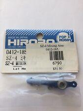 0412185 Hirobo R/C Helicopter Sceadu SZ-4 Metal Mixing Arm New In Pack 0412-185