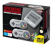 SUPER NINTENDO ENTERTAINMENT SYSTEM (SNES): Nintendo Classic Mini **IN STOCK**