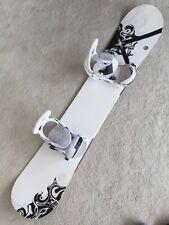 New listing Burton Custom X 156cm Snowboard Wood Core Vaporskin Burton Custom bindings & bag