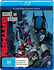 Batman - Assault On Arkham (Blu-ray, 2014)