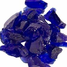 Recycled Fire Glass - Cobalt Blue