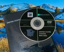 4.1 15792651 CADILLAC GMC Yukon Denali 2003 2004 2005 2006 NAVIGATION DVD .