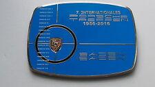 Porsche Meet Germany Grill badge Emblem Porsche 911 356 912 914 930 964 993