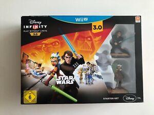 Wii Disney Infinity 3.0 Star Wars Starter-Set *Neu & OVP*