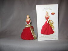 2008 Hallmark Ornaments BARBIE AS EDEN STARLING In A CHRISTMAS CAROL