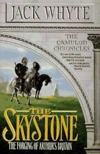 The Skystone  (ExLib) by Jack Whyte