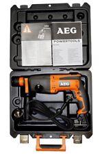 AEG Powertools KH24XE SDS-plus Kombihammer / Bohrhammer 720W im Koffer