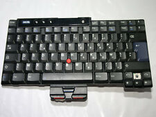 ⚠️⌨ - UNTESTED KEYBOARD IBM R30 R40 91P8153 91P8152 DL88-FR FRENCH UK SELLER