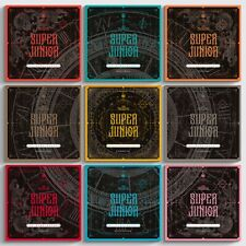 SUPER JUNIOR 10th Album [The Renaissance] SQUARE CD+2ea P.Book+Poster+Photo+etc
