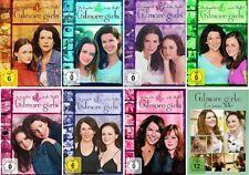 Gilmore Girls Staffel 1-8 (1+2+3+4+5+6+7+8 Ein neues Jahr) DVD Set NEU OVP