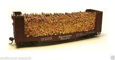 Chooch (HO-Scale) #7261 Loads - Pulpwood Load -- Fits Athearn Pulpwood Car - NIB