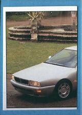 AUTO 2000 - SL - Figurina-Sticker n. 161 - MASERATI QUATTROPORTE 1/2 -New