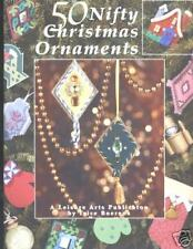 50 Nifty Christmas Ornaments To Make Leisure Arts 3431