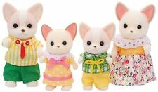 Sylvanian Families Chihuahua Family doll set FS-14 JAPAN A0695